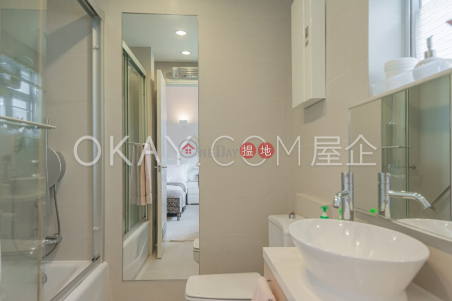 HK$ 92.8M Carolina Garden   Central District Efficient 3 bedroom with balcony & parking   For Sale