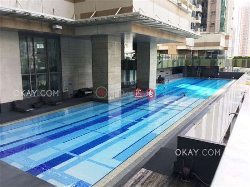 HK$ 65,000/ month Tower 3 Grand Promenade | Eastern District Luxurious 3 bed on high floor with sea views & balcony | Rental