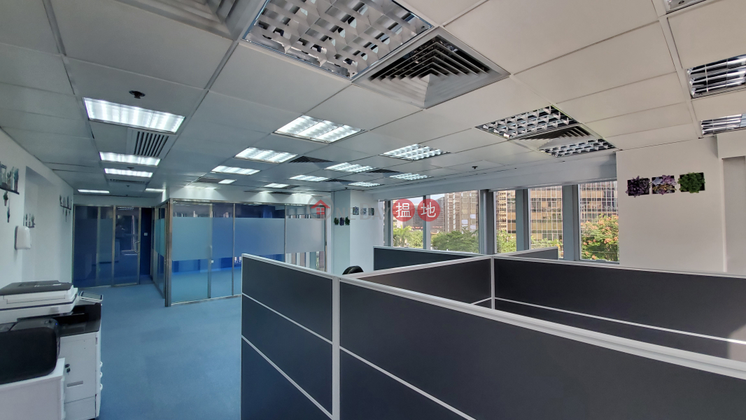 HK$ 60,000/ month, Chatham Road South 1 | Yau Tsim Mong | Sea View Office, Simple decorated, Premium Fee