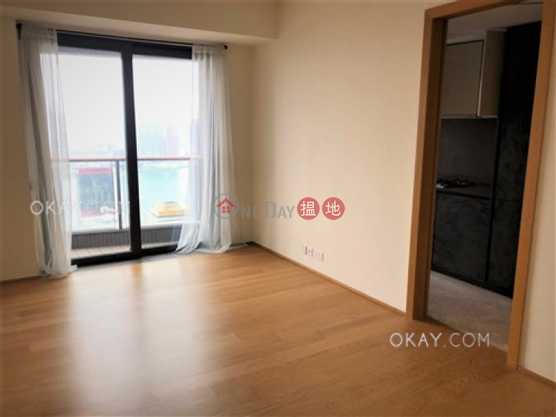 HK$ 24.8M | Alassio | Western District Lovely 2 bed on high floor with harbour views & balcony | For Sale