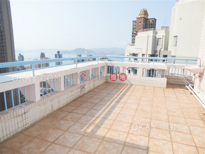 Luxurious 2 bedroom on high floor with rooftop | For Sale | Prosperous Height 嘉富臺 Sales Listings