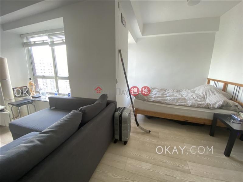 Charming studio on high floor   Rental   26 Square Street   Central District   Hong Kong   Rental HK$ 20,000/ month