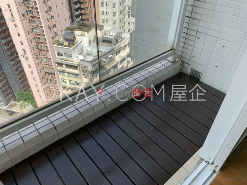 HK$ 25,000/ 月莊士明德軒 西區2房1廁,極高層,海景,露台莊士明德軒出租單位