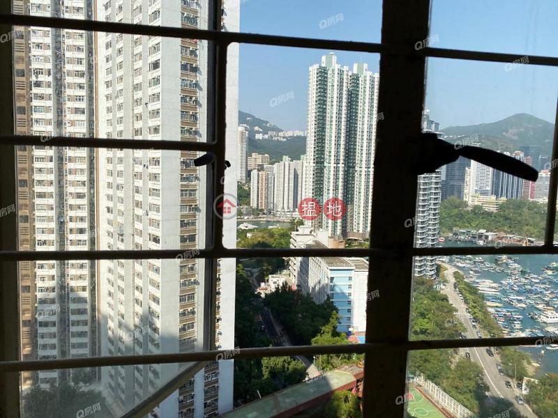 景觀開揚,實用兩房,鄰近地鐵,綠表《東逸樓買賣盤》-5利東邨道   南區 香港-出售-HK$ 340萬