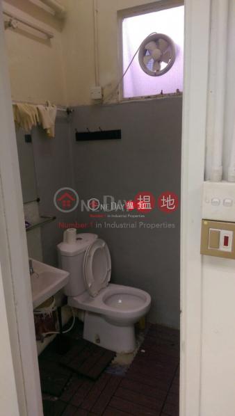 喜利佳工業大廈45-47坳背灣街 | 沙田|香港-出租HK$ 7,200/ 月