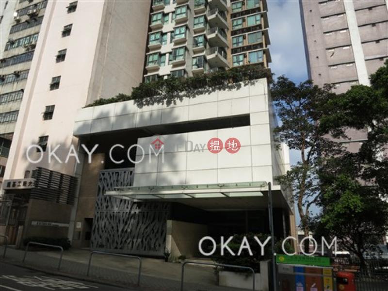 1房1廁,極高層,海景,星級會所《域多利道60號出售單位》-60域多利道   西區香港出售-HK$ 1,050萬