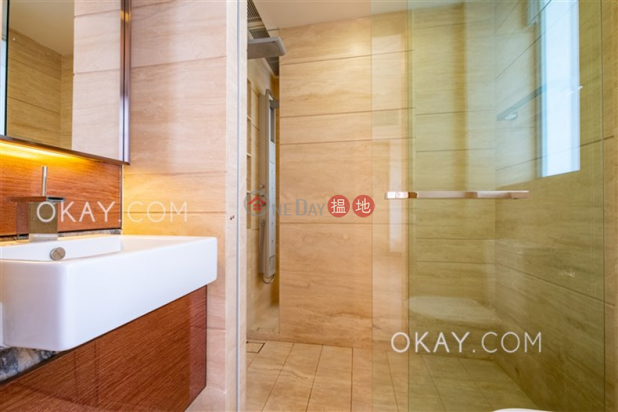 HK$ 170,000/ month Larvotto, Southern District, Unique 3 bed on high floor with harbour views & balcony | Rental