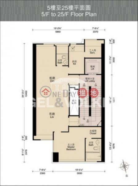 香港搵樓|租樓|二手盤|買樓| 搵地 | 住宅出租樓盤中半山一房筍盤出租|住宅單位