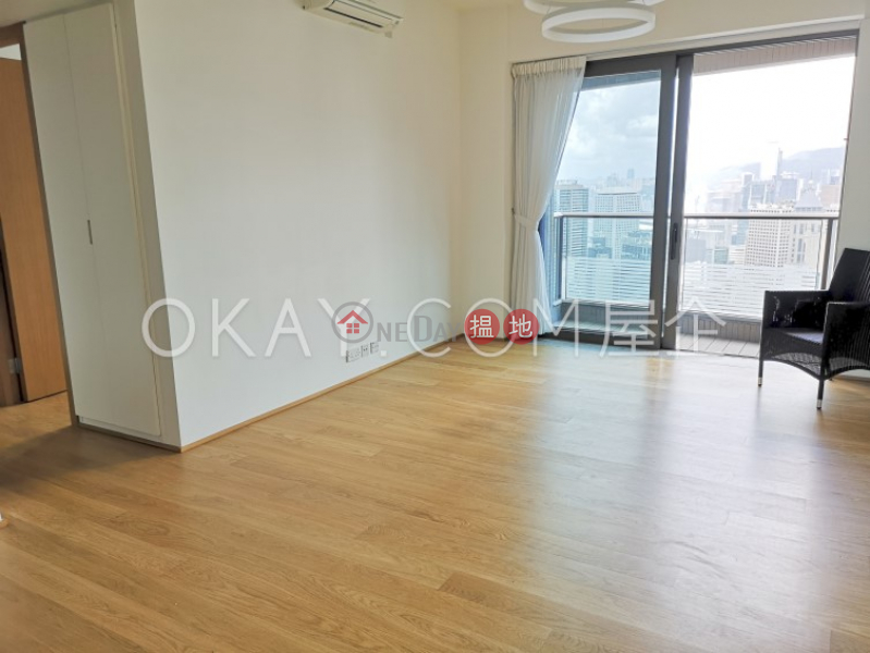 HK$ 66,000/ month | Alassio | Western District, Gorgeous 2 bedroom on high floor with balcony | Rental