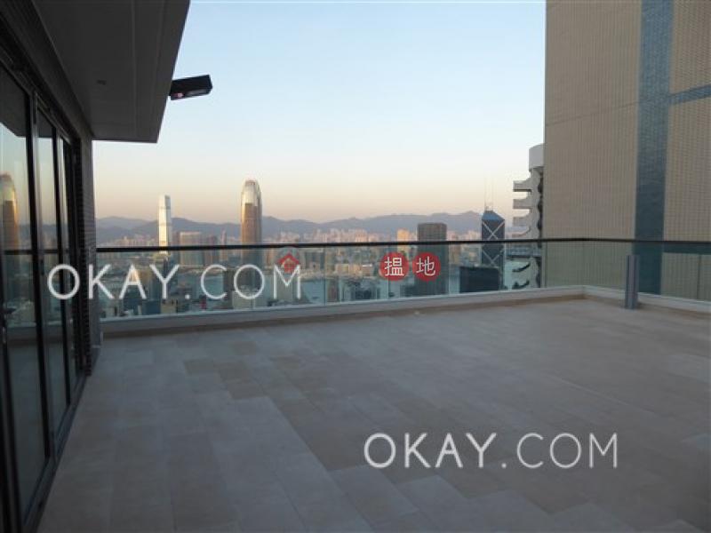 香港搵樓 租樓 二手盤 買樓  搵地   住宅 出租樓盤 4房3廁,極高層,星級會所,連車位蘭心閣出租單位