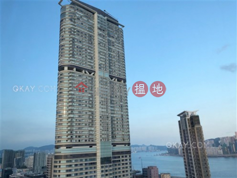 Nicely kept 1 bedroom with harbour views | For Sale|The Masterpiece(The Masterpiece)Sales Listings (OKAY-S88155)_0