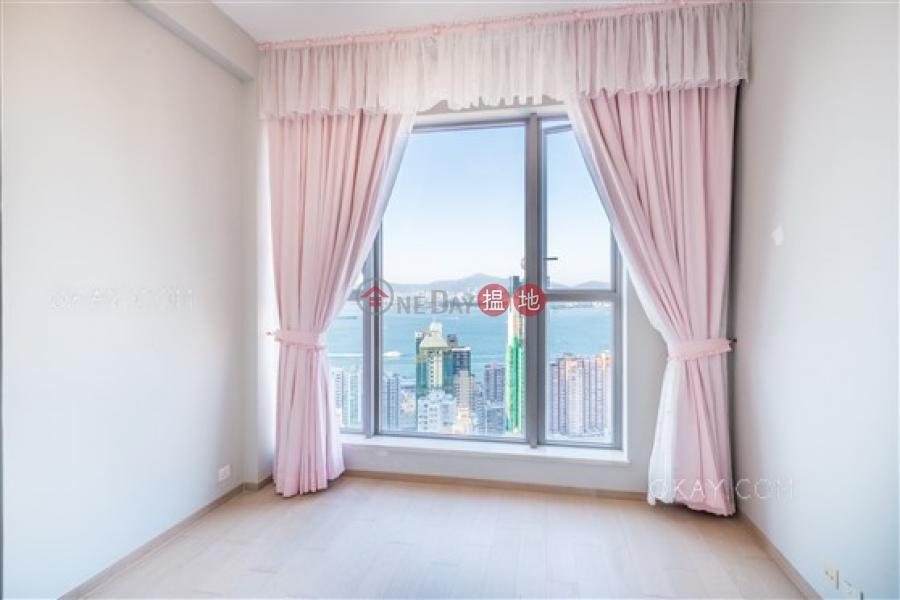 HK$ 150,000/ 月-高士台西區-3房2廁,極高層,星級會所,連租約發售《高士台出租單位》