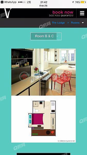 香港搵樓|租樓|二手盤|買樓| 搵地 | 住宅出租樓盤服務式住宅 品味裝修 乾淨企理 上車首選《都會名軒租盤》