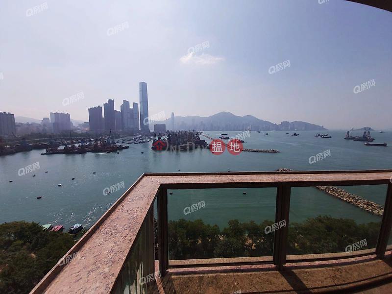 Tower 6 One Silversea   3 bedroom Low Floor Flat for Rent 18 Hoi Fai Road   Yau Tsim Mong, Hong Kong, Rental HK$ 45,000/ month