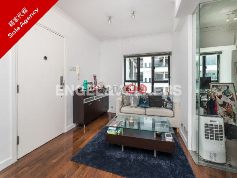1 Bed Flat for Sale in Soho, 80 Staunton Street | Central District Hong Kong | Sales HK$ 9.58M