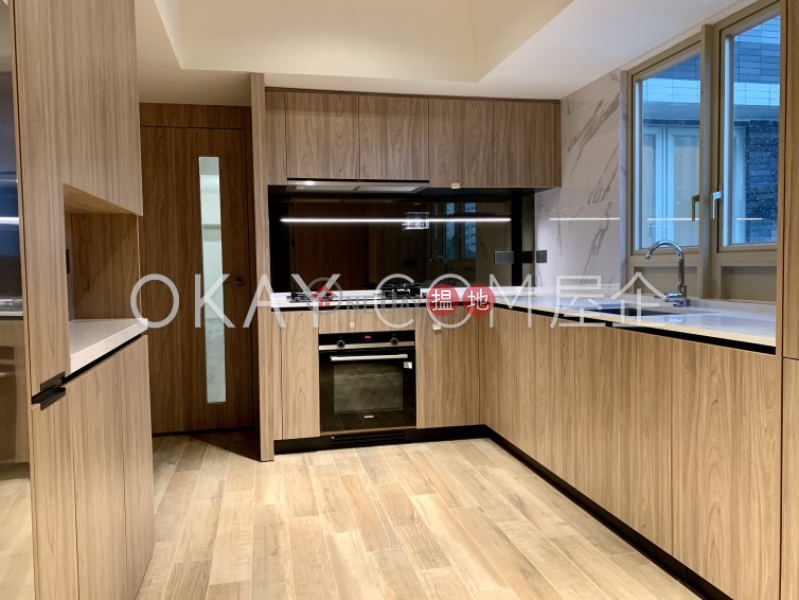 HK$ 92,000/ month St. Joan Court | Central District Luxurious 3 bedroom on high floor with balcony | Rental