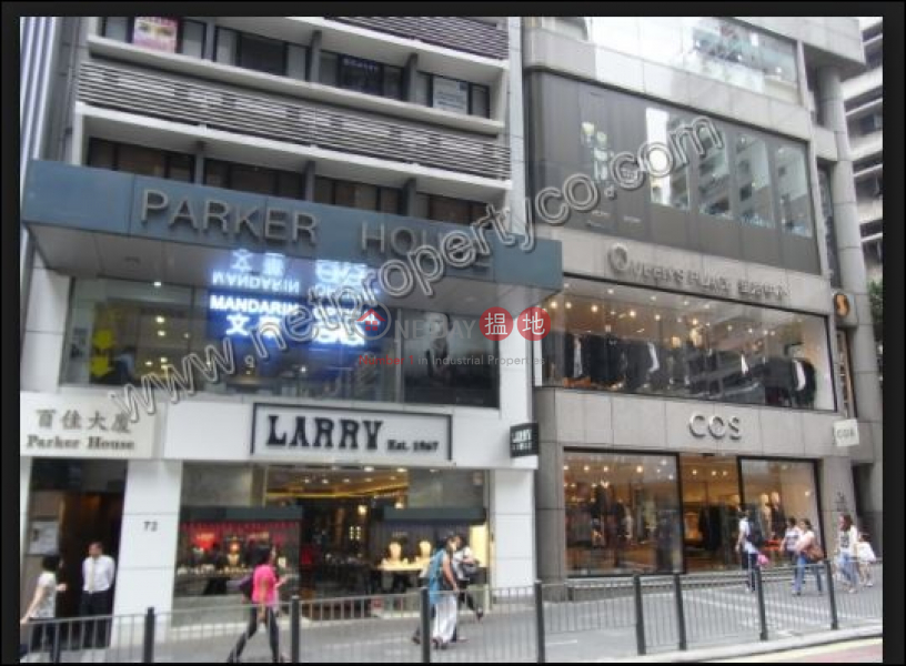 HK$ 46,230/ month, Parker House   Central District Office for Lease in Central