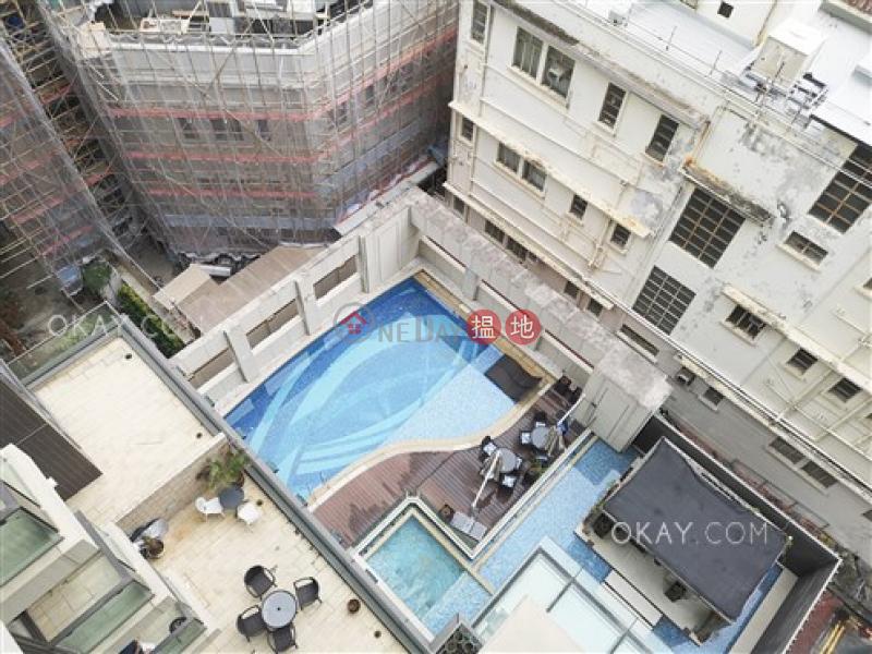 2房1廁,星級會所,露台《曦巒出租單位》38希雲街 | 灣仔區|香港|出租|HK$ 32,000/ 月