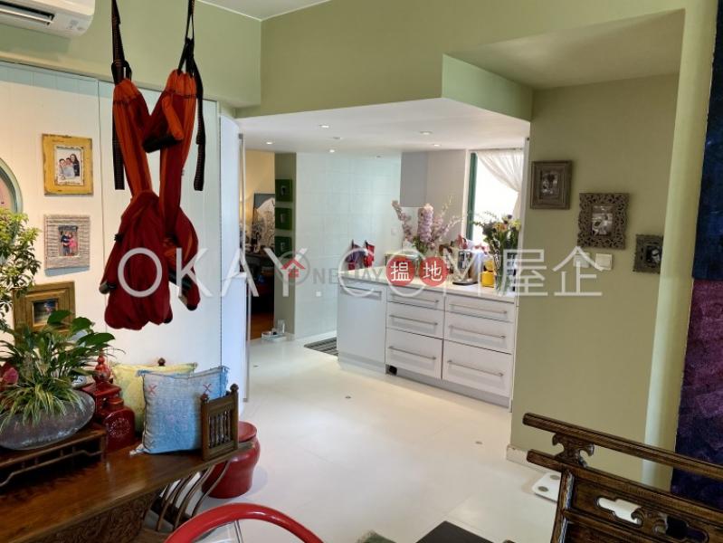 Rare 4 bedroom on high floor with sea views & balcony | For Sale | Discovery Bay, Phase 13 Chianti, The Hemex (Block3) 愉景灣 13期 尚堤 漪蘆 (3座) Sales Listings
