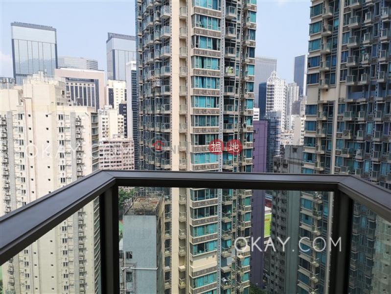 Stylish 2 bedroom with balcony | Rental, The Avenue Tower 2 囍匯 2座 Rental Listings | Wan Chai District (OKAY-R289746)