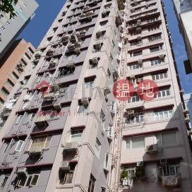 中發大廈,蘇豪區, 香港島