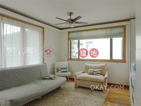 Stylish house with rooftop, terrace & balcony   Rental Sheung Yeung Village House(Sheung Yeung Village House)Rental Listings (OKAY-R294370)_0