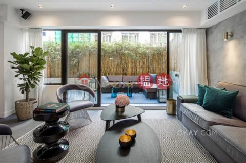 Unique 2 bedroom with terrace | Rental|Western DistrictHang Sing Mansion(Hang Sing Mansion)Rental Listings (OKAY-R113137)_0