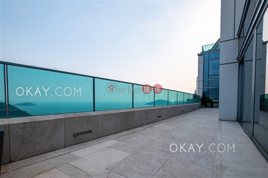 Rare 3 bed on high floor with harbour views & balcony | For Sale | Larvotto 南灣 Sales Listings