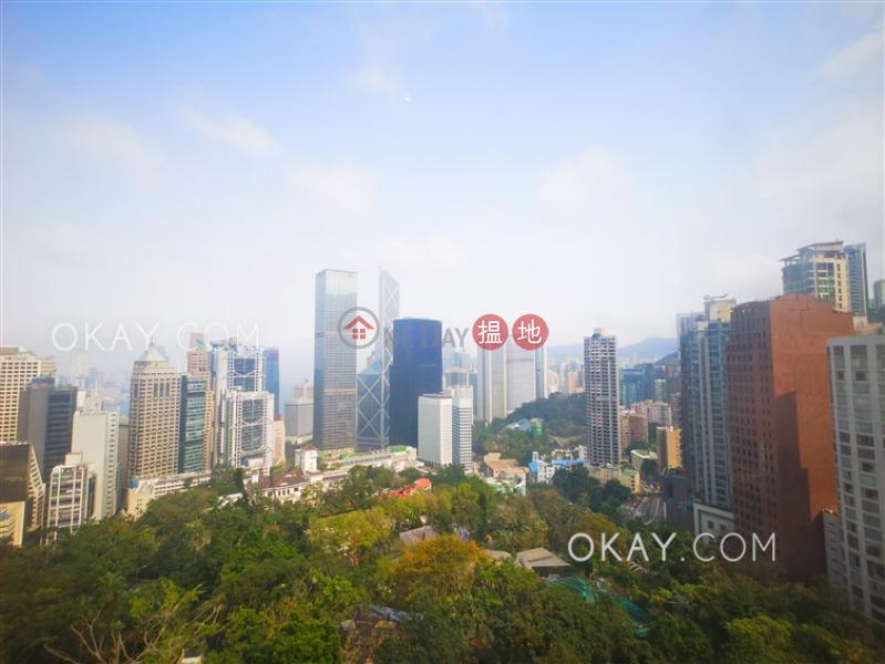 Property Search Hong Kong | OneDay | Residential | Rental Listings | Tasteful 3 bedroom with harbour views & parking | Rental