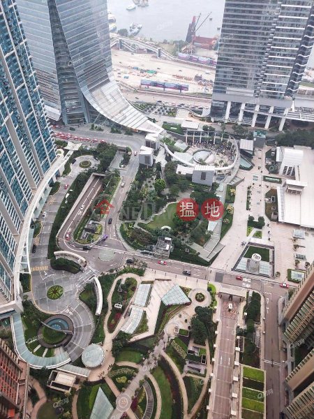 The Arch Star Tower (Tower 2) | 3 bedroom High Floor Flat for Sale, 1 Austin Road West | Yau Tsim Mong | Hong Kong Sales HK$ 65M