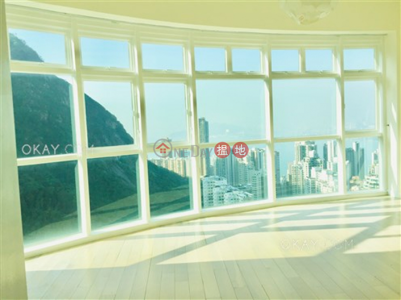 Property Search Hong Kong | OneDay | Residential, Rental Listings | Rare 3 bed on high floor with harbour views & rooftop | Rental
