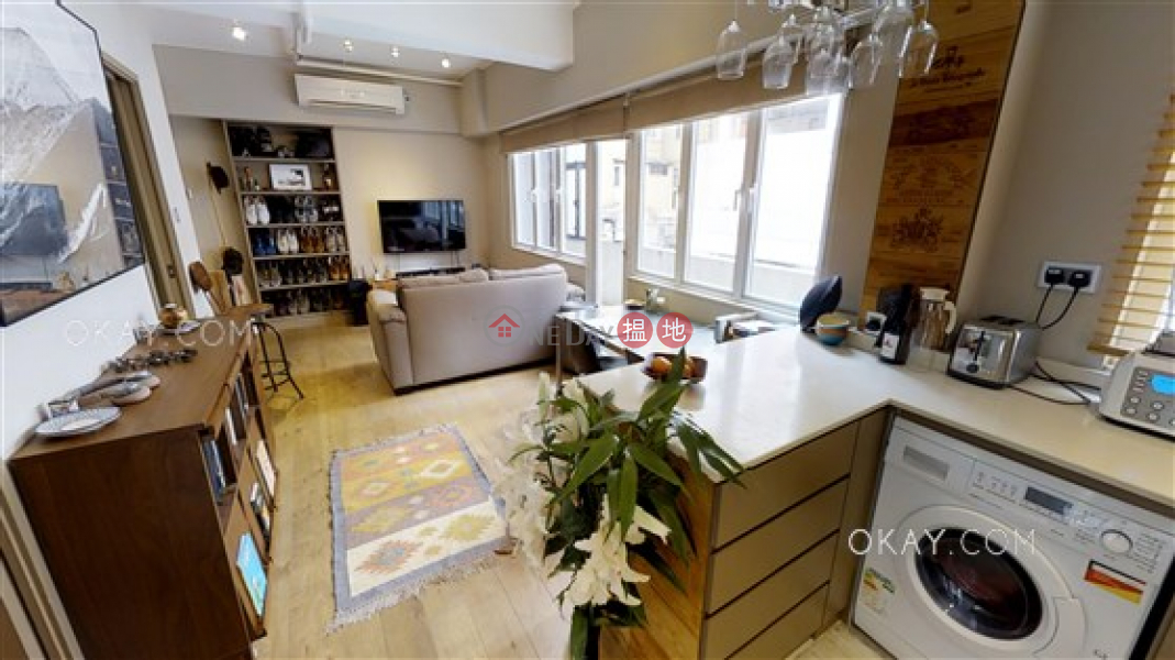 Property Search Hong Kong | OneDay | Residential | Rental Listings, Elegant 1 bedroom with terrace | Rental