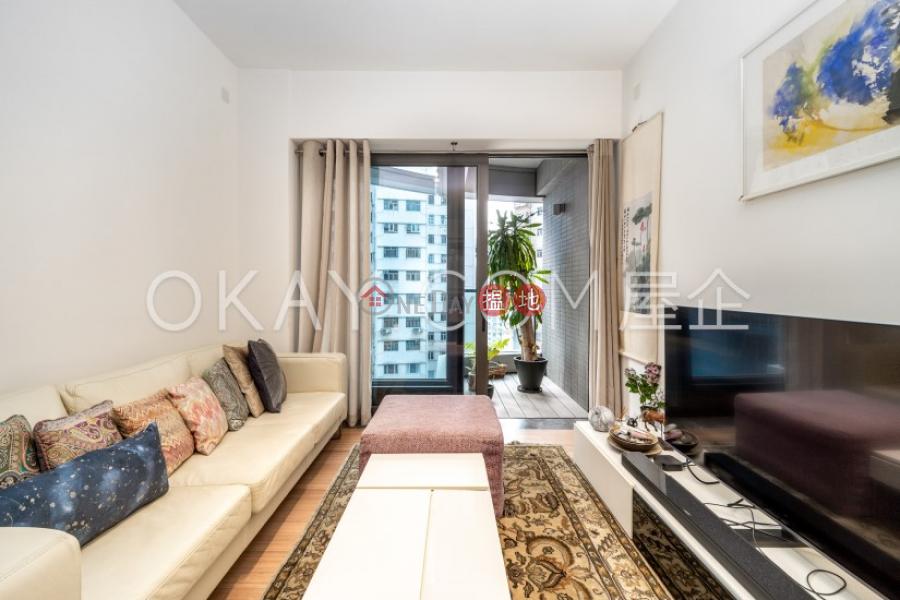3房2廁,星級會所,露台瀚然出售單位-33西摩道   西區-香港-出售HK$ 2,880萬