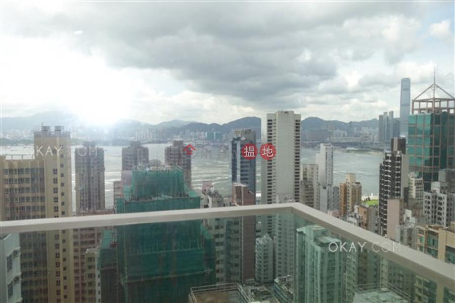 2房2廁,極高層,星級會所,露台星鑽出租單位88第三街 | 西區-香港|出租-HK$ 49,000/ 月