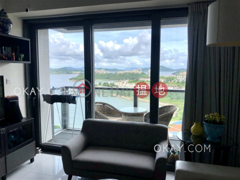 Nicely kept 3 bedroom with sea views & balcony | Rental|Discovery Bay, Phase 14 Amalfi, Amalfi Three(Discovery Bay, Phase 14 Amalfi, Amalfi Three)Rental Listings (OKAY-R303895)_0