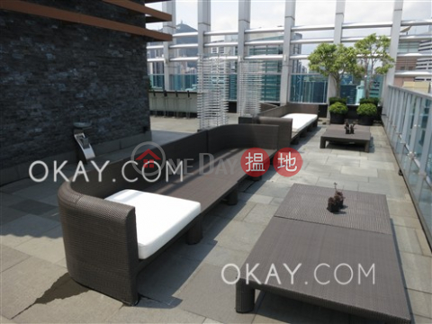 Cozy 1 bedroom with balcony | For Sale|Wan Chai DistrictJ Residence(J Residence)Sales Listings (OKAY-S85996)_0