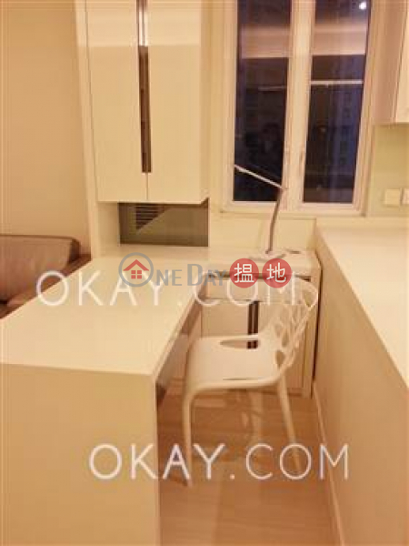 Lovely 1 bedroom on high floor with balcony | For Sale | On Fung Building 安峰大廈 Sales Listings
