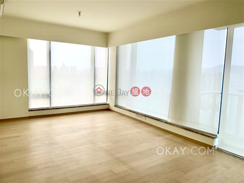HK$ 82,000/ month Mantin Heights, Kowloon City Beautiful 3 bed on high floor with rooftop & balcony   Rental