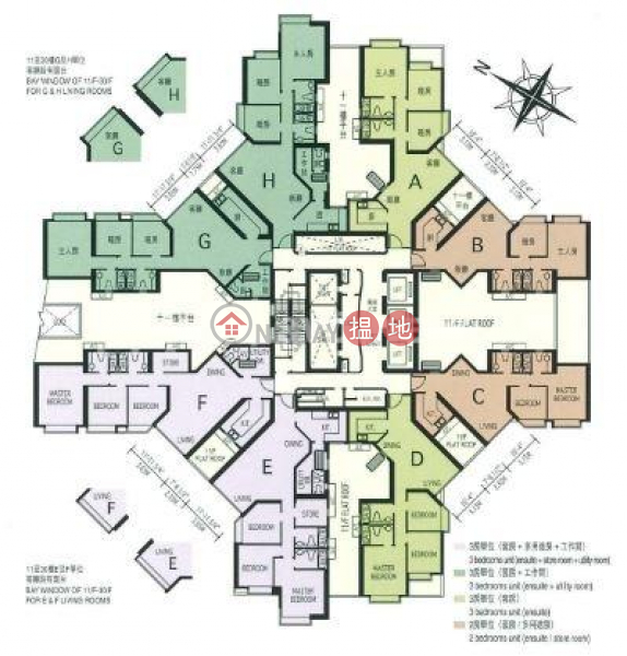The Belcher\'s, Please Select | Residential | Rental Listings | HK$ 60,000/ month
