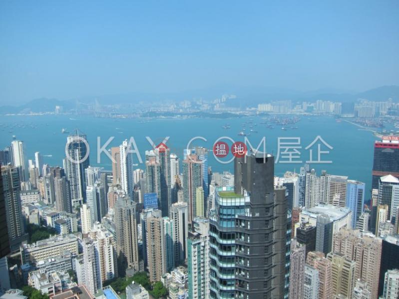 3房2廁,實用率高,極高層,星級會所雍景臺出租單位70羅便臣道 | 西區|香港出租-HK$ 65,000/ 月