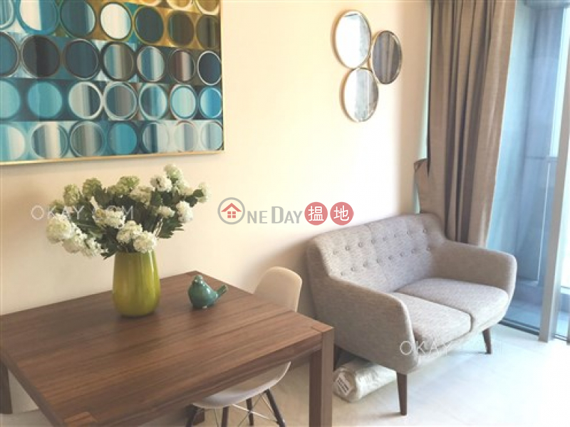 HK$ 10.8M King\'s Hill, Western District Stylish 1 bedroom on high floor with balcony | For Sale