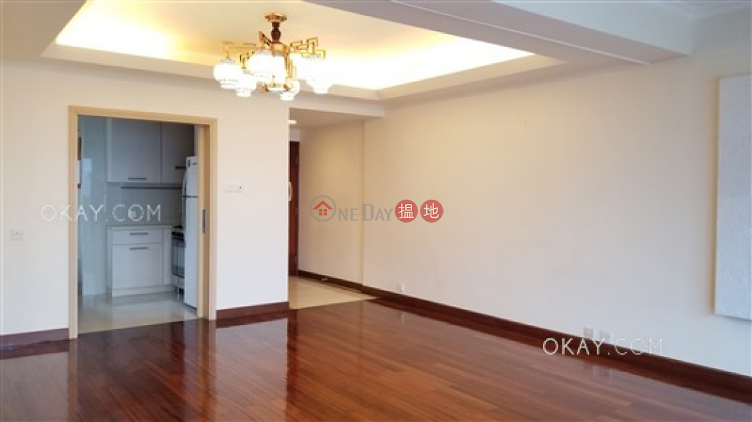 Property Search Hong Kong | OneDay | Residential | Rental Listings Exquisite 3 bed on high floor with sea views & balcony | Rental