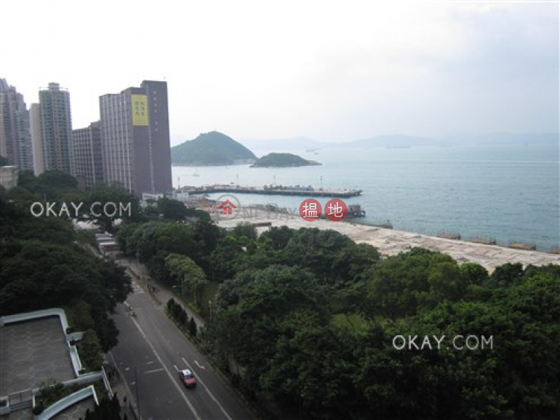 Popular 3 bedroom with harbour views & balcony | Rental 37 Cadogan Street | Western District | Hong Kong | Rental | HK$ 50,000/ month