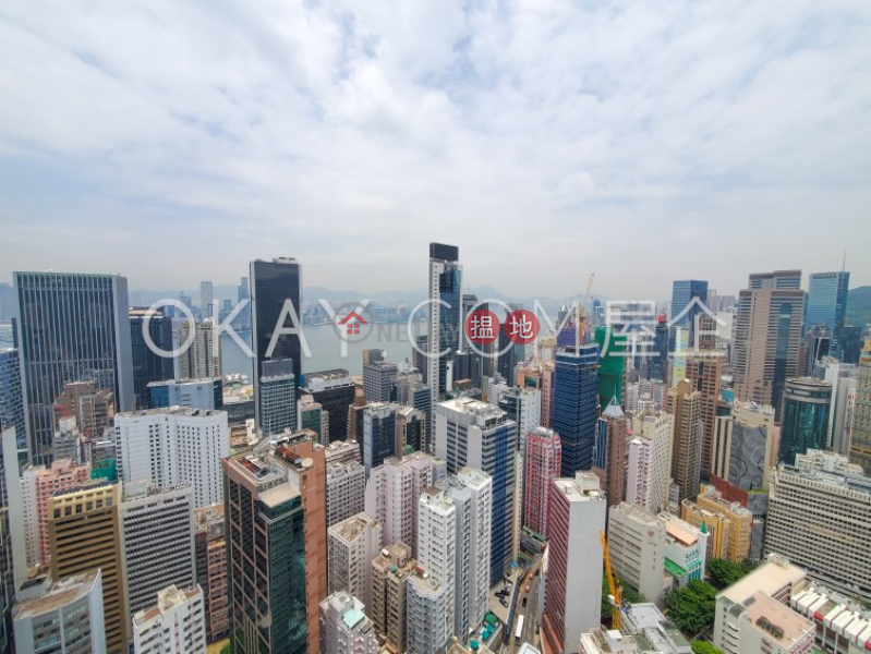 Stylish 3 bedroom on high floor with balcony | Rental | The Oakhill 萃峯 Rental Listings