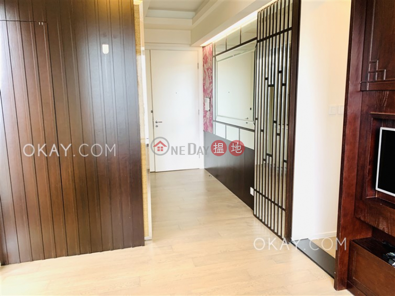 Cozy 1 bedroom with balcony   Rental, The Warren 瑆華 Rental Listings   Wan Chai District (OKAY-R130312)