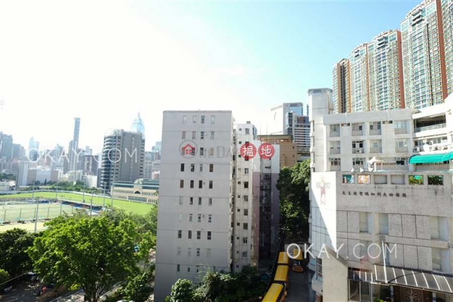 Generous 1 bedroom with balcony | Rental, Tagus Residences Tagus Residences Rental Listings | Wan Chai District (OKAY-R295104)