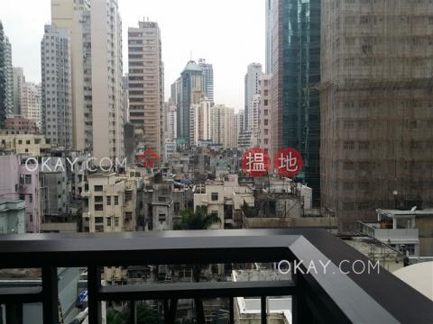 Popular 1 bedroom in Sai Ying Pun | Rental|The Met. Sublime(The Met. Sublime)Rental Listings (OKAY-R209753)_0