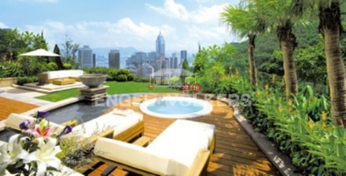Expat Family Flat for Rent in Mid-Levels East | Bowen\'s Lookout 寶雲道13號 Rental Listings