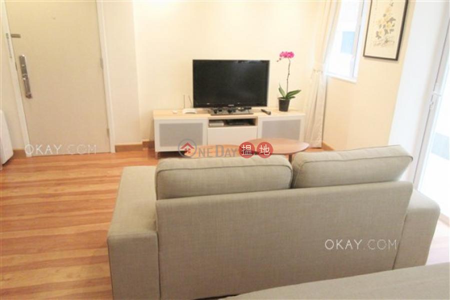 開放式,實用率高,連租約發售,露台《尚城出租單位》|6-8士丹頓街 | 中區|香港-出租-HK$ 26,000/ 月