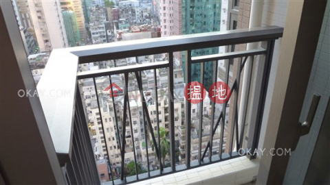 Unique 1 bedroom with balcony | For Sale|Western DistrictThe Met. Sublime(The Met. Sublime)Sales Listings (OKAY-S209724)_0